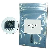 10個/ロットAT93C56 93C56 SOP8 EEPROM(256×8)/(128×16)2K新オリジナル[]