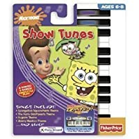I Can Play Piano Software - Nicktoons Show Tunes by Fisher-Price