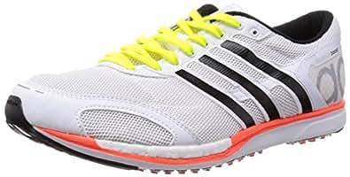 [アディダス] adidas ランニングシューズ adizero takumi sen boost B22892 B22892 (ランニングホワイト/ブラック/ブラック/22.0)