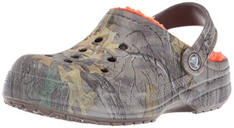 crocs ユニセックス?キッズ Winter RealtreeXtra Clog - K