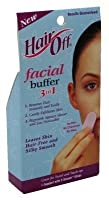 Hair Off Facial Buffer 3-In-1 (2 Pack)