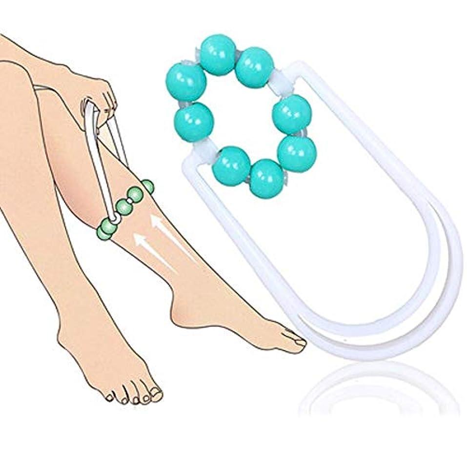 ガチョウずんぐりしたスリルIFORY ヘルスケア 足のマッサージローラー 脂肪 バーナーヘルスケア 脚質量 ボディミニホイールリラックス 脂肪制御 セルライトマッサージ