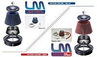 BLITZ(ブリッツ) SUS POWER CORE TYPE LM Version Red E2 【59130】 レカシィ(LEGACY) 93/10-98/06 BD5 EJ20H Turbo用 M/C前MT/AT車、M/C後AT車適合