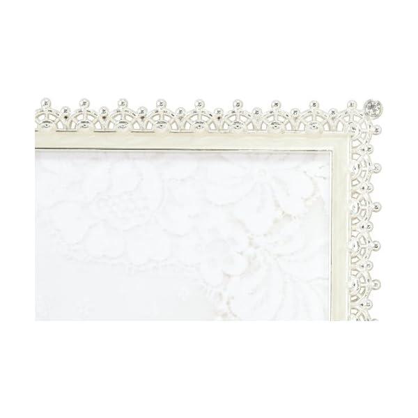 ラドンナ 写真たて・フォトフレーム ホワイト 3窓の紹介画像2