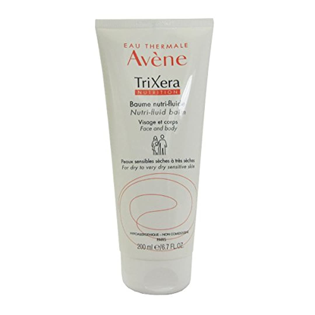 Avene Trixera Soothing Balm 200ml [並行輸入品]