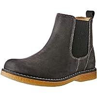 Clarks Boys Chelsea Shoes, Black, 11 AU