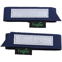 【正規輸入品】 FOGLIA(フォグリア) すそバンド 2本入り ブルー
