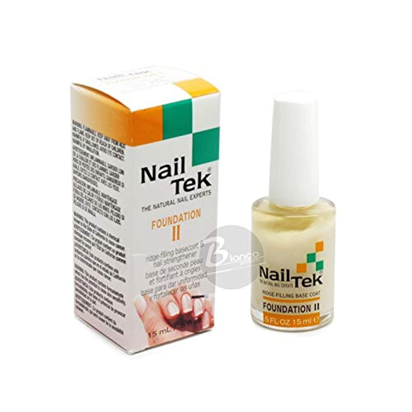 命令階段財産Nail Tek(ネイルテック) ファンデーション 15ml