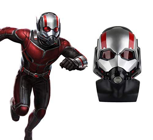 Ant-Man and the Wasp Mask Ant Man Cosplay Helmet 2018映画風 アントマン2 アンド ザ ワスプ アントマン コスプレ マスク イベンド アントマン2 コスチューム 変装 仮装 ハロウィン クリ