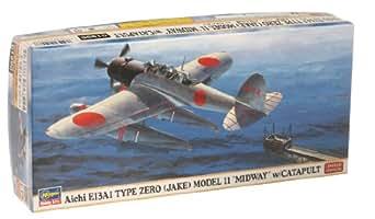 ハセガワ 1/72 零式水上偵察機11型 利根4号機 w/カタパルト