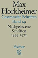 Gesammelte Schriften XIV: Nachgelassene Schriften 1949 - 1972. 5. Notizen