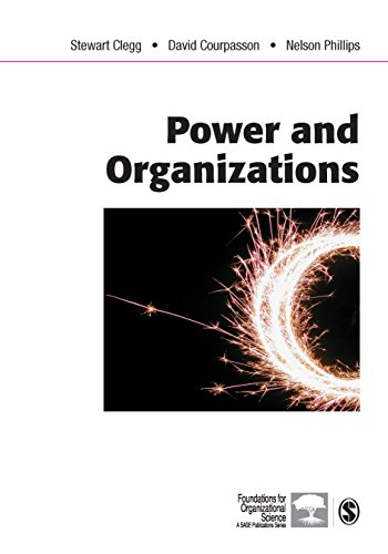 Power and Organizations (Foundations for Organizational Science series) (English Edition)
