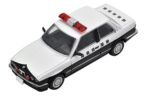 Tomica Limited Vintage Neo LV-N113a BMW325i 2 door police car (Fukushima Prefectural Police) by Tommy Tech