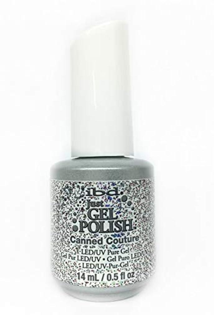鼻応用バングibd Just Gel Nail Polish - Canned Couture - 14ml / 0.5oz