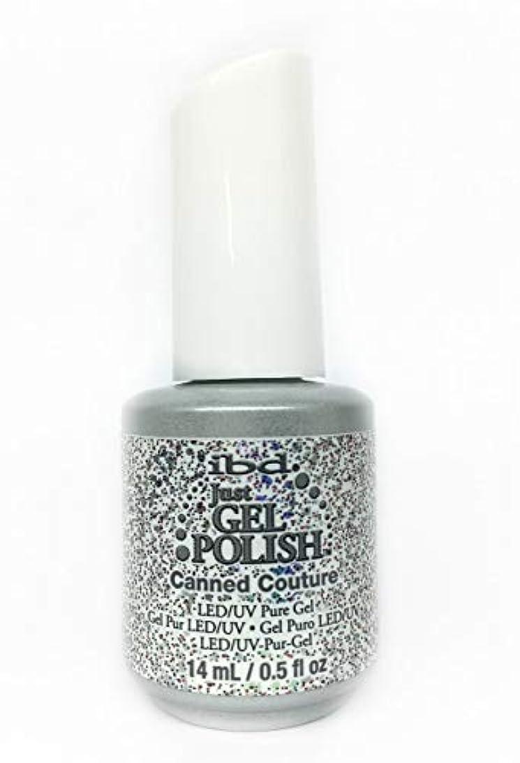 砂漠知性助言するibd Just Gel Nail Polish - Canned Couture - 14ml / 0.5oz