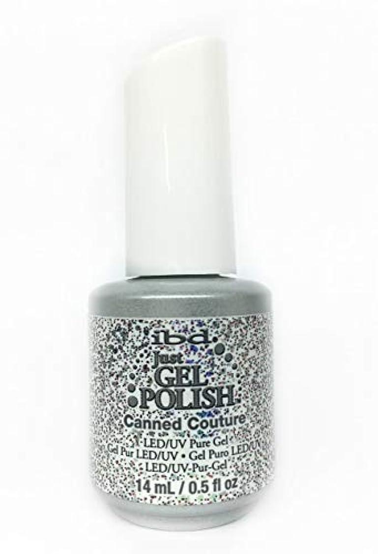 換気ふりをするクマノミibd Just Gel Nail Polish - Canned Couture - 14ml / 0.5oz