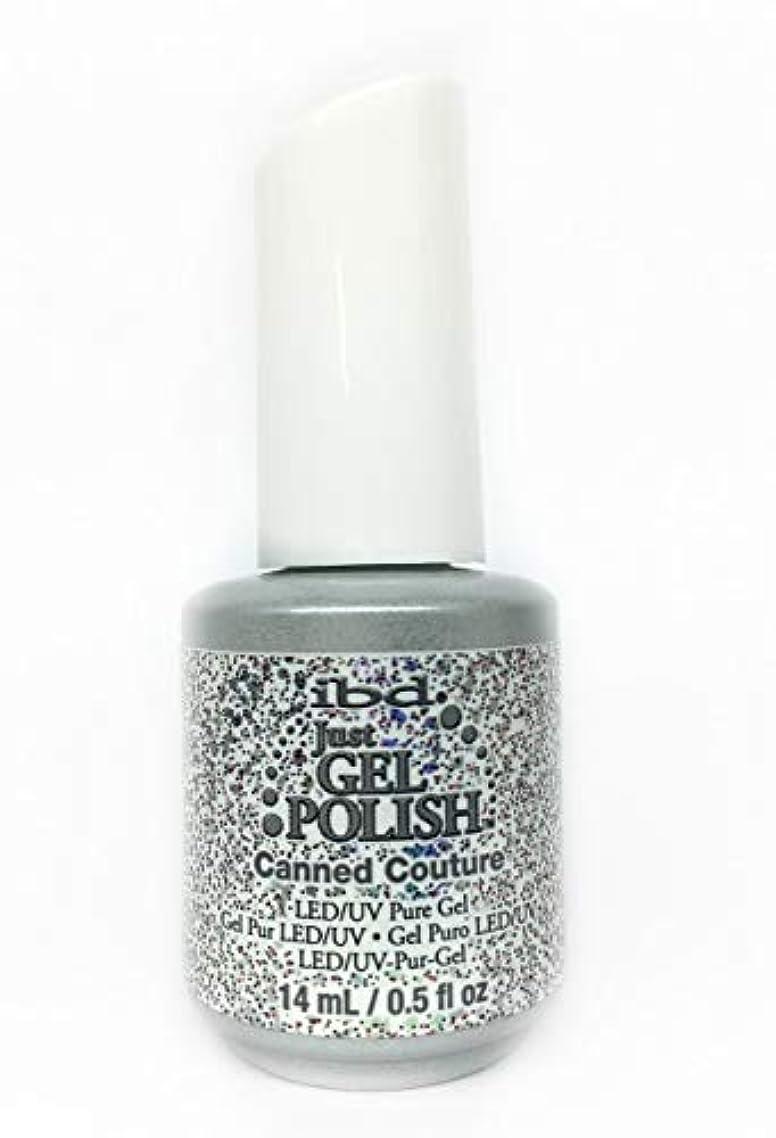 アヒルガード拮抗ibd Just Gel Nail Polish - Canned Couture - 14ml / 0.5oz