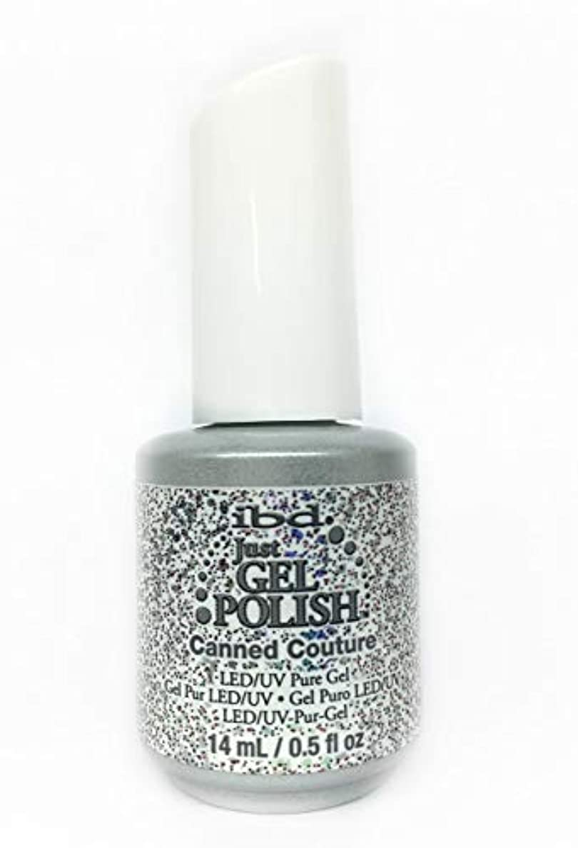 すばらしいです高音性交ibd Just Gel Nail Polish - Canned Couture - 14ml / 0.5oz