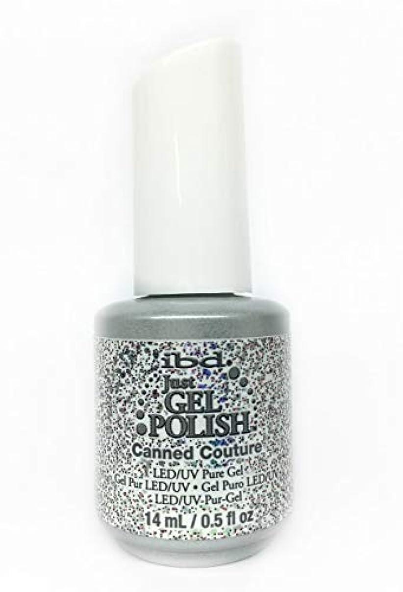 医療の共和国古くなったibd Just Gel Nail Polish - Canned Couture - 14ml / 0.5oz