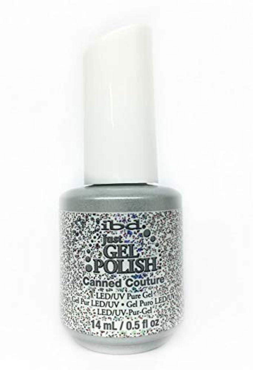 マスク栄光創始者ibd Just Gel Nail Polish - Canned Couture - 14ml / 0.5oz