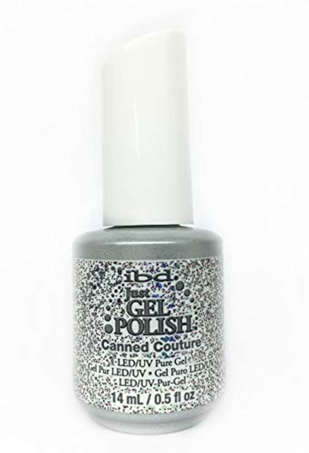 大型トラック飛行機拍手ibd Just Gel Nail Polish - Canned Couture - 14ml / 0.5oz