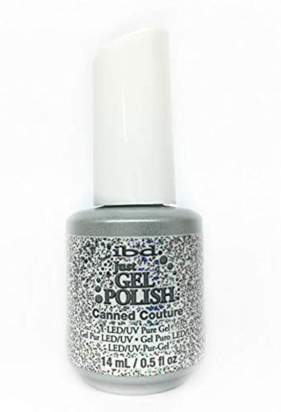 平手打ちストッキング廃棄するibd Just Gel Nail Polish - Canned Couture - 14ml / 0.5oz