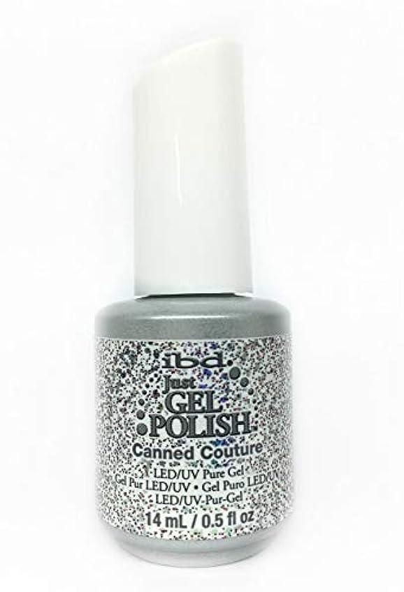リンクあいさつ旋律的ibd Just Gel Nail Polish - Canned Couture - 14ml / 0.5oz