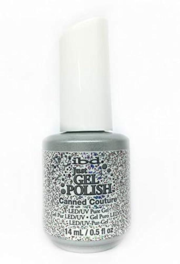 正午合併検出するibd Just Gel Nail Polish - Canned Couture - 14ml / 0.5oz