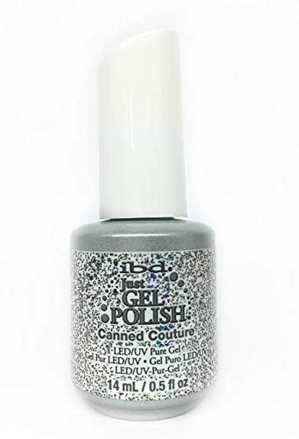 乗り出す医学ミュートibd Just Gel Nail Polish - Canned Couture - 14ml / 0.5oz