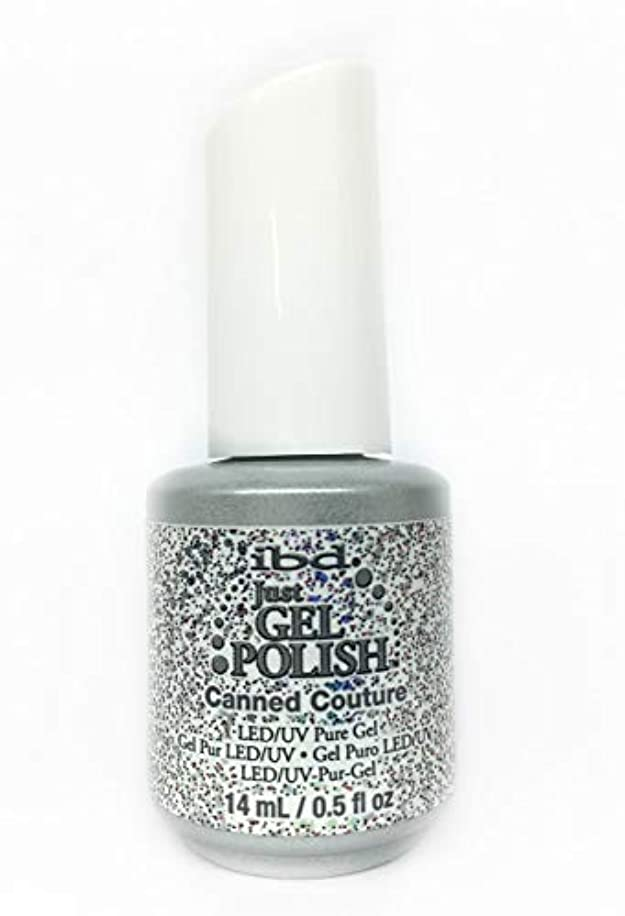 乱暴な毛布有罪ibd Just Gel Nail Polish - Canned Couture - 14ml / 0.5oz
