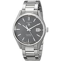 [タグホイヤー] TAG HEUER 腕時計 カレラ オートマティック グレー WAR211C.BA0782 メンズ 新品 [並行輸入品]