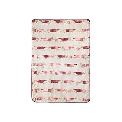 コイズミ 電気毛布(掛敷タイプ・188×130cm マイキー柄)【暖房器具】KOIZUMI KDK-L106