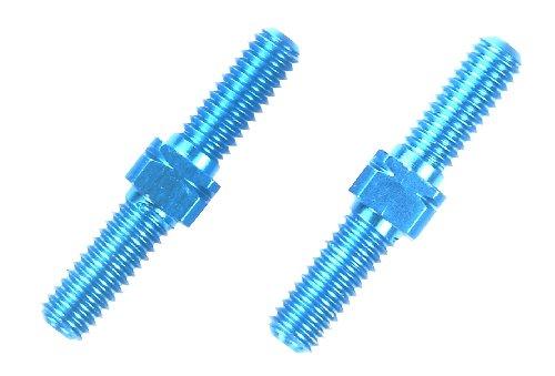 ホップアップオプションズ OP.1247 3×18mm アルミターンバックルシャフト (2本)