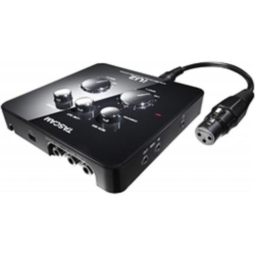 TASCAM オーディオ/MIDIインターフェース Dock/USB接続 iU2