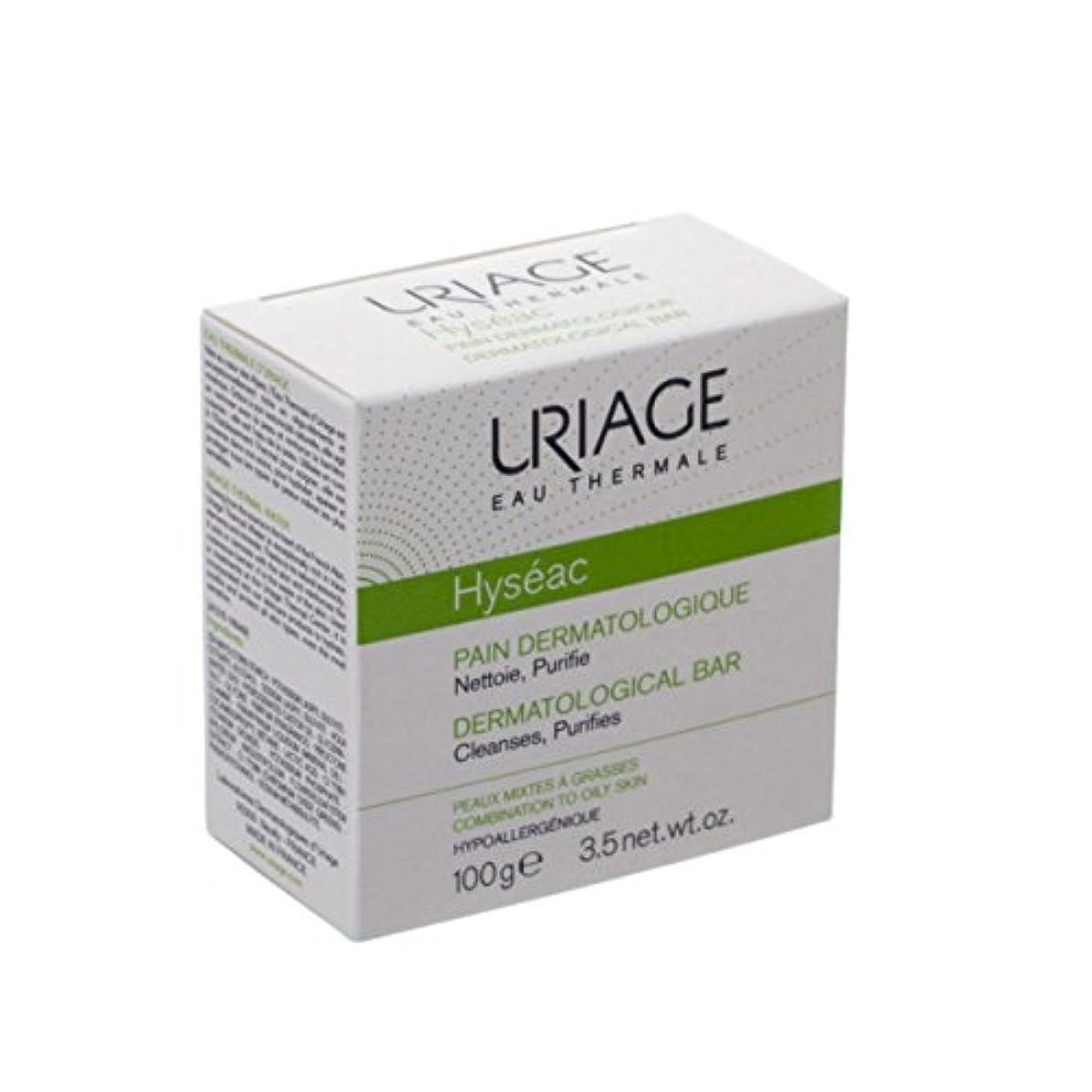 ループキルス悩みUriage Hyseac Cleansing Bar 100g [並行輸入品]