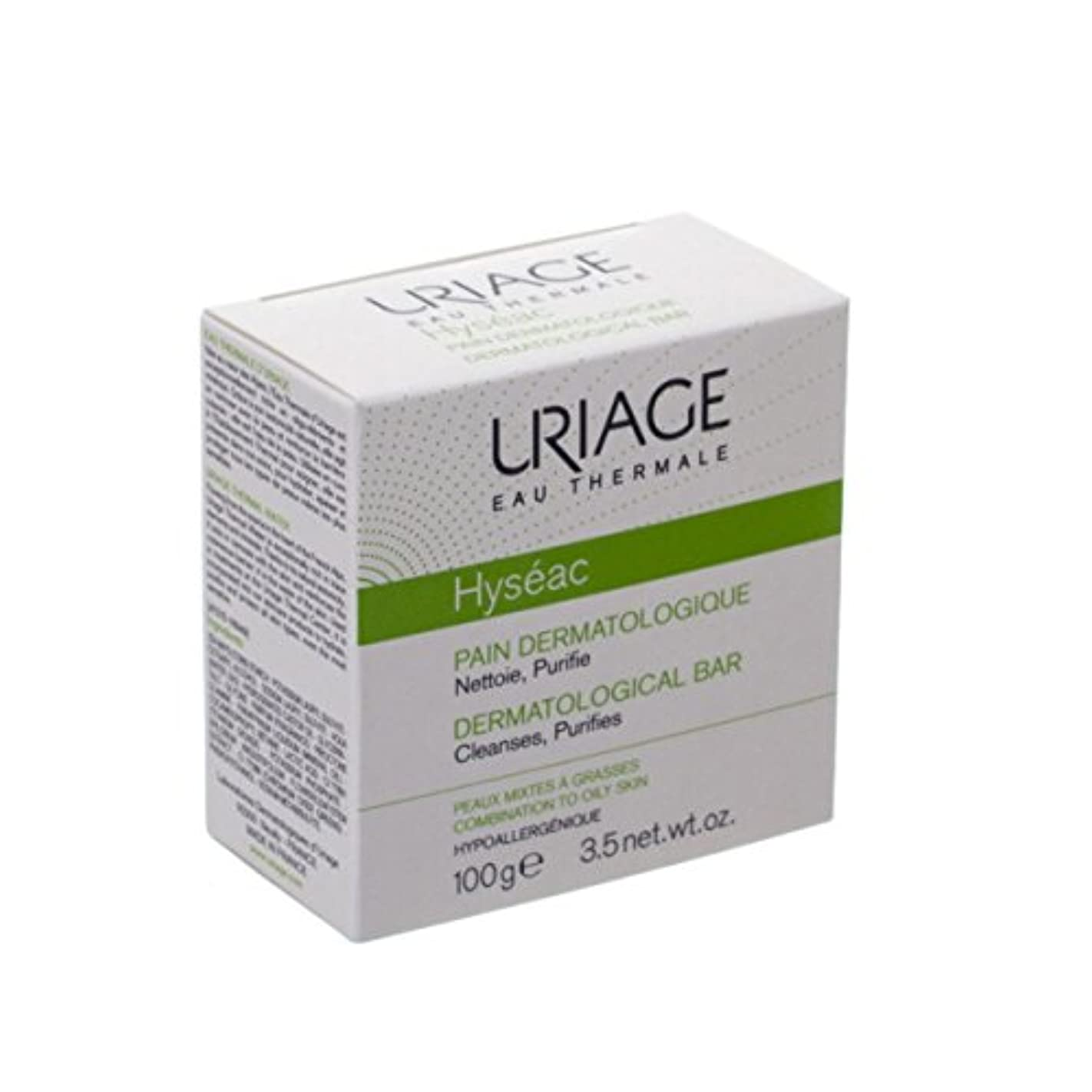 君主制交響曲精神Uriage Hyseac Cleansing Bar 100g [並行輸入品]