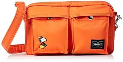 [ジョーポーター] ショルダーバッグ Sサイズ オレンジ
