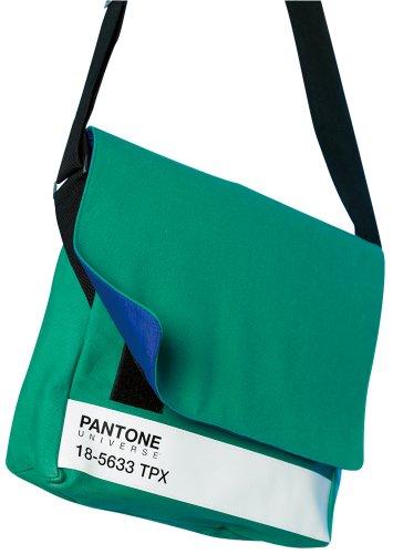 W2 (ダブルツー) PANTONE MESSENGER BAG(JADE GREEN) W2-PA30
