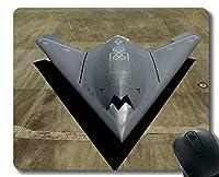 マウスパッド滑り止めマウスパッド、Dassault nueronドローン航空機用マウスパッド、滑り止めラバーベースマウスパッド