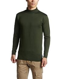 (ジェイジィエスディエフ) J.G.S.D.F ハイネック長袖Tシャツ(保温)【自衛隊衣料】 2705