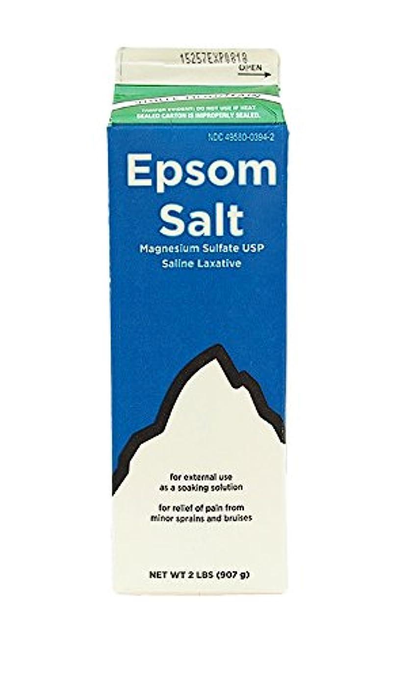 動揺させる四突然のエプソムソルト ESP Epsom Salt 907g