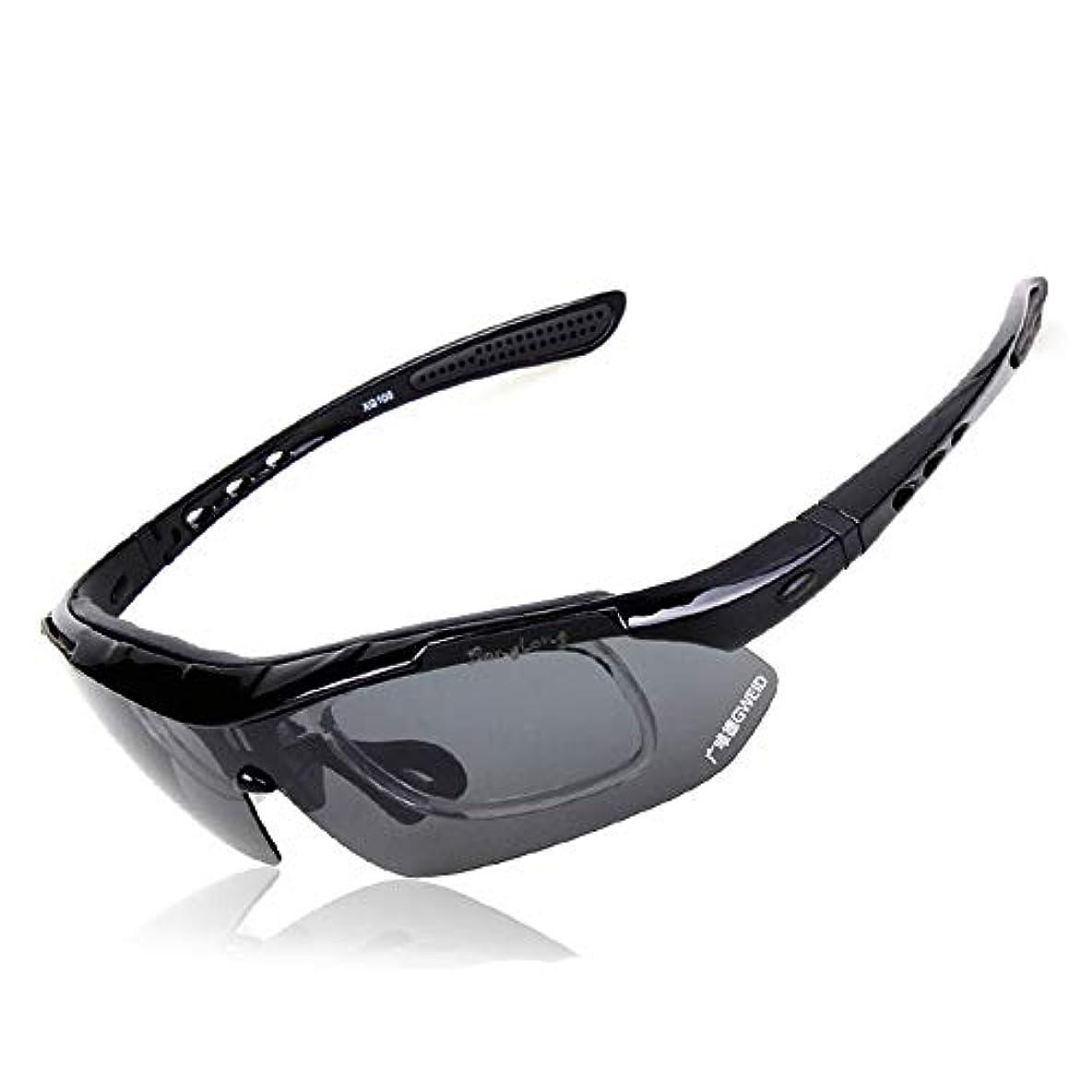 端取るに足らない伸ばすサングラス 偏光は屋外サイクリングドライビングメガネスーツの動き竜巻サイクリングランニングスポーツサングラスにすることができます, ファッションサングラス