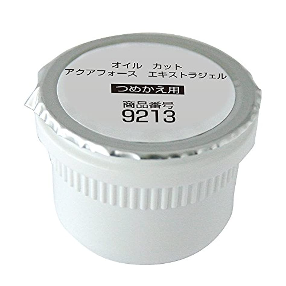 取る麺悪性のオルビス(ORBIS) アクアフォースエキストラジェル 詰替 30g ◎保湿ジェル◎