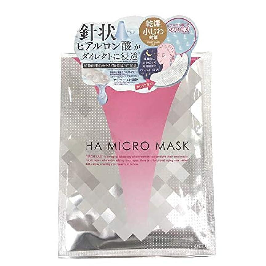 とまり木計器スタジオMAGiE LAB.(マジラボ) 目元用マスク HA マイクロマスク 2枚入り(1回分) MG22153