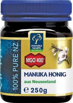 マヌカヘルス マヌカハニーMGO400+ 250g