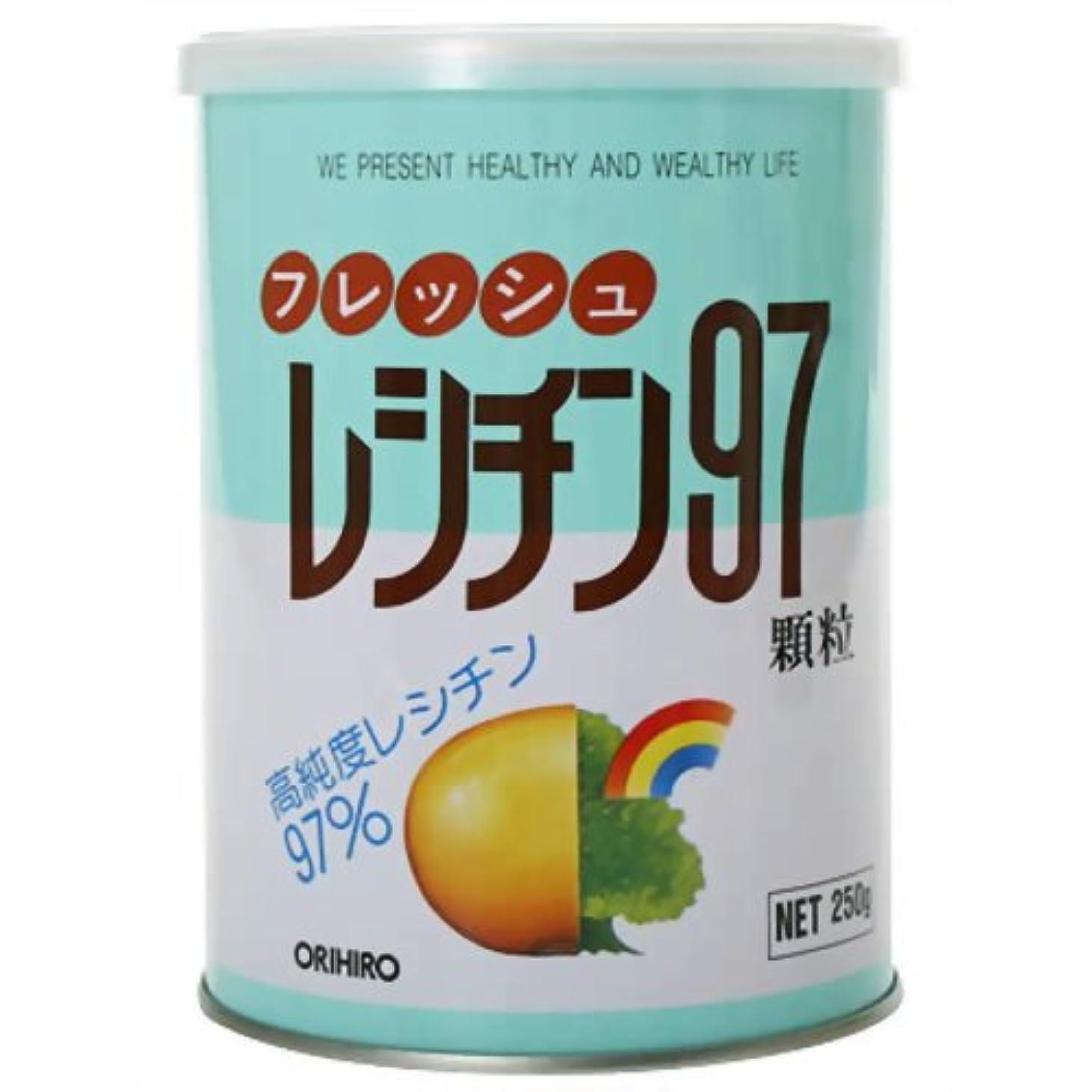 祝福フラッシュのように素早く頼むオリヒロ フレッシュレシチン97顆粒 250g