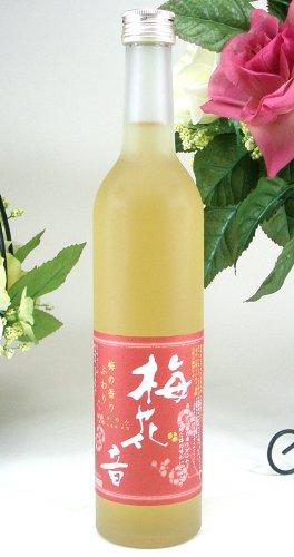 あさ開酒造 梅花音 梅酒 500ml(岩手県)