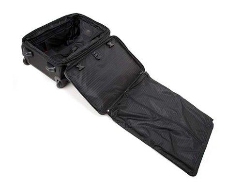(トゥミ) TUMI 22020 DH ALPHA キャリーケース/スーツケース インターナショナル・20インチ・ジッパード・エクスパンダブル・キャリーオン ブラック (TSAロック付) 【機内持ち込み対応】 [並行輸入品]