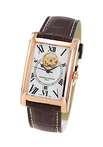 フレデリックコンスタント FREDERIQUE CONSTANT 腕時計 クラシック カレ ハートビート 世界限定500本 メンズ 315MS4C24[並行輸入品]