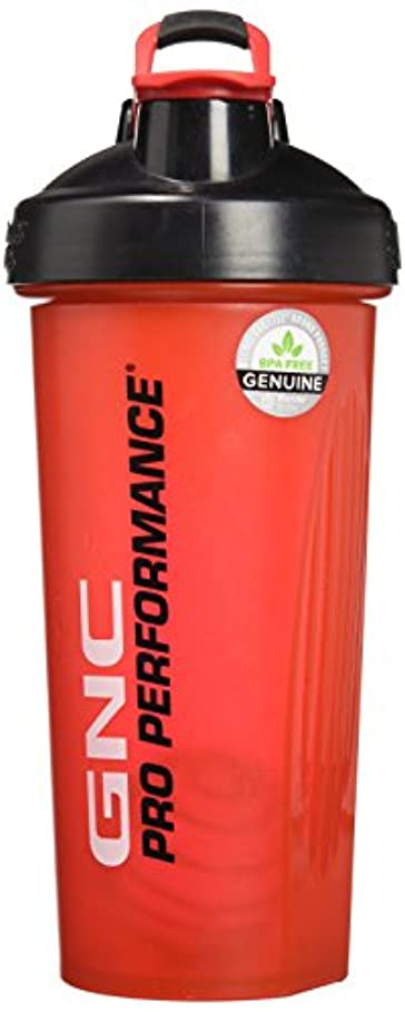 誕生日漫画大きなスケールで見るとGNC Pro PerformanceレッドBlenderボトル28 oz ( S )